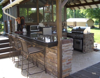 Alfa Img Showing Bar And Outdoor Kitchen Designs