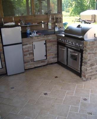 Kit Kitchen Outdoor Kitchen Design Photos
